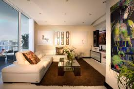 modern living room inspiration for a modern living room remodel in miami with beige walls awesome great cool bedroom designs