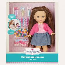 <b>Кукла Mary Poppins Элиза</b> Студия модных причесок - купить в ...
