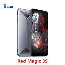 <b>Global Version Nubia</b> Red Magic 3S Smartphone 8GB 128GB 6.65 ...