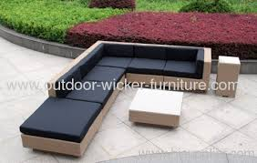 patio cushions manufacture outdoor wicker sofa with waterproof cushions