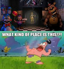 RP Blog Thing, More fnaf memes for your pleasure. via Relatably.com
