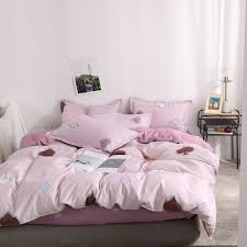 Buy 3/4 Pieces Duvet Cover Set <b>Simple Diamond Print</b> Comfortable ...