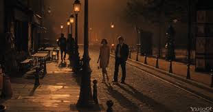 Image result for images allen midnight in paris