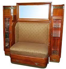 enlarge photo art deco furniture cabinet