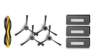 Комплект пылесборник и фильтр <b>Ecovacs</b> Service <b>Kit</b> for <b>Deebot</b> ...