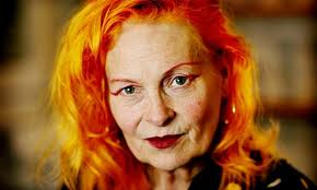 The words of Dame Vivienne Westwood, fashion designer, 68 | Life ... via Relatably.com