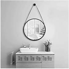 OYE Wall-Mounted Bathroom Vanity <b>Mirror</b> with Wall <b>Mirror</b>,<b>White</b> ...