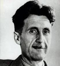 George Orwell (1903–1950) a brief biography by C.D. Ritter