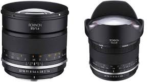 <b>Samyang</b>/<b>Rokinon 85mm F1.4</b> MKII and 14mm F2.8 MKII Manual ...