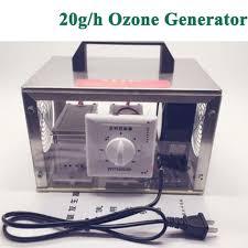 <b>220V</b>/<b>110V 20g Ozone</b> Generator Air Purifiers Ozone Disin