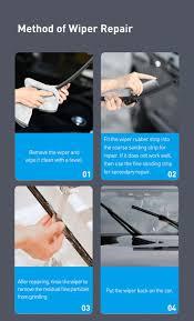 <b>Baseus</b> Car <b>Wiper Blade Repair</b> Universal Auto Windshield <b>Wiper</b> in ...