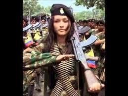 Resultado de imagen de guerrilla colombiana