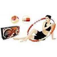 «<b>Массажный обруч</b> JEMIMAH <b>Health Hoop</b> II с 96 магнитами - 1 ...