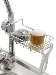 <b>Stainless Steel Faucet</b> Storage <b>Rack</b> | SHEIN IN