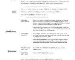 isabellelancrayus unique resume samples amp writing guides isabellelancrayus entrancing able resume templates resume format appealing goldfish bowl and marvelous waitress resume