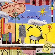 <b>Egypt</b> Station by <b>Paul McCartney</b>: Amazon.co.uk: Music