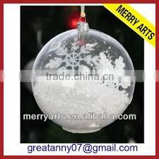 China <b>factory</b> sale cheap clear <b>glass christmas</b> ornaments balls ...