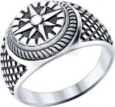 Перстни серебряные купить в Пятигорске 🥇
