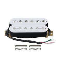 <b>NEW</b> Bridge Humbucker Electric Guitar Pickup Double Coil Pickup ...