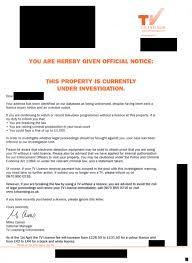 letter notice sample resume 2017 26