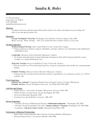 continuing education resume sample pediatric professional samples objectives in resume for nurses