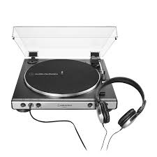 AT-LP60XHP - Fully Automatic Belt-Drive <b>Turntable</b> with ...