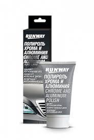 <b>Полироль хрома и алюминия</b> Runway 50мл купить с доставкой в ...