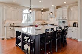 gallery of excellent small kitchen design ideas showing nice paint accent wall schemes and attractive ceiling lamps as well as rectangle white polished attractive kitchen ceiling lights ideas kitchen