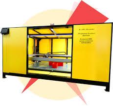 Industrial <b>large scale 3D printer</b> BIGEMOT
