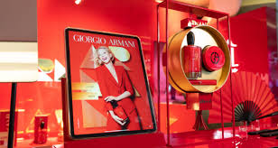 DFS and <b>Giorgio Armani</b> unveil first <b>Chinese New</b> Year pop-up
