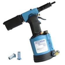 <b>Rivet Nut</b> and <b>Nutsert</b> Tools ? Blue Pneumatic