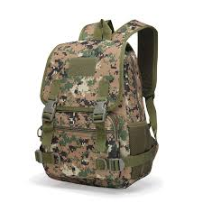 <b>2019 New</b> 25L Camo Tactical Backpack 800D Military Army Mochila ...