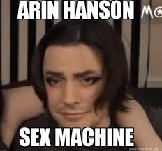 Arin Hanson: Sex Machine by Commander-Orbit - 1862933_by_commander_orbit-d66jfyv
