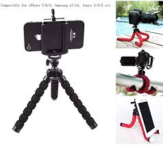 <b>Mini Flexible Sponge</b> Octopus Stand Tripod Mount for iPhone ...