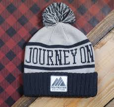 Alpine <b>Winter Pom Beanie</b> (Charcoal) - New Frontier Outfitters