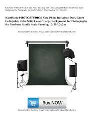 <b>KateHome</b> PHOTOSTUDIOS <b>Kate</b> Photo Backdrop Dark Green ...