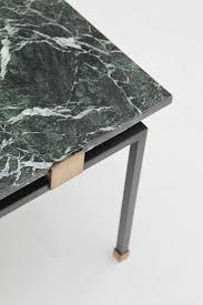 1950s <b>coffee table green</b> marble