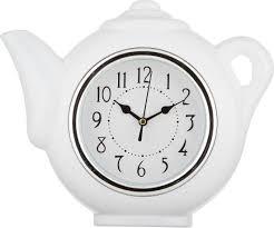 <b>Настенные часы Lefard Chef</b> Kitchen, 220-121, белый, 30 х 5 х 27 ...