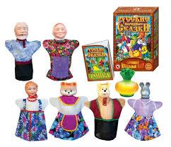 <b>Русский стиль Кукольный театр</b> Репка, 11202 — купить по ...