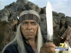 Image result for images of michael pate playing indians