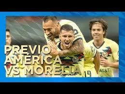 EN VIVO - América Vs Morelia // Previo - YouTube
