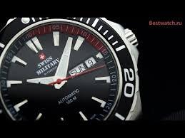 Обзор механических <b>часов</b> с автоподзаводом <b>Swiss military</b> ...