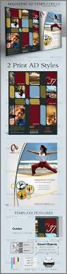 print ad templates and layouts for photoshop cursive q designs print ad v2