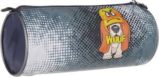 <b>Пенал Пчелка</b> Cool Dog, ПТ-02, черный — купить в интернет ...