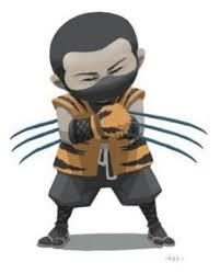 Mini Ninjas Tora
