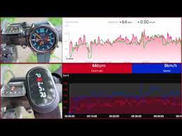 Huawei <b>Watch</b> GT vs Polar <b>H10</b> Heart Rate Sensor - YouTube