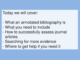 Writing an annotated bibliography John Jay College of Criminal Justice   CUNY edu Clinical legal education An annotated bibliography Browse carteblanche tk  Paper Research Annotated Bibliography Example PROTObike cz