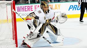 Fleury placed on injured reserve by Golden Knights