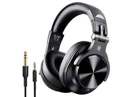 oneodio fusion bluetooth over ear headphones studio recording headphones with share port wired wireless professional monitor