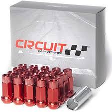 <b>Car</b> & Truck Parts Automotive <b>20pcs</b> Aodhan Xt51 Racing Red 12X1 ...